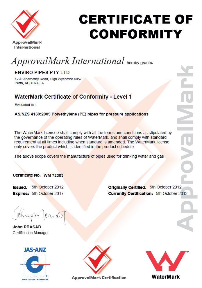 Asnzs 41302009 Watermark